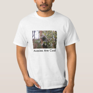 Aussies Are Cool T-shirt