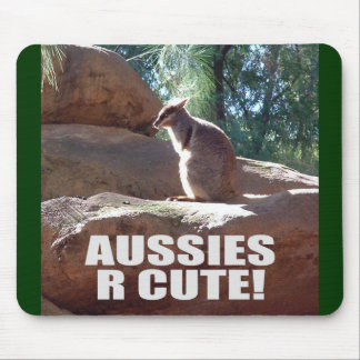 AUSSIES R CUTE MOUSE PADS