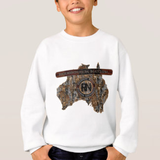 AUSTALIA  Rig Up Camo Sweatshirt