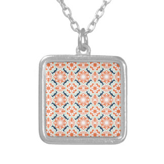 Austen Bergamaschi Silver Plated Necklace