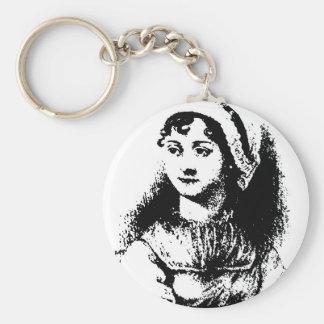 Austen Keychain