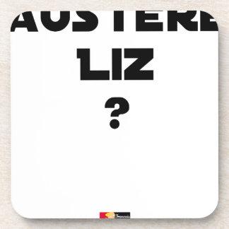 AUSTERE LIZ - Word games - François City Coaster