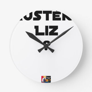 AUSTERE LIZ - Word games - François City Round Clock