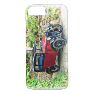 Austin 7 iphone case