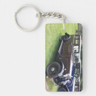Austin 7 keychain