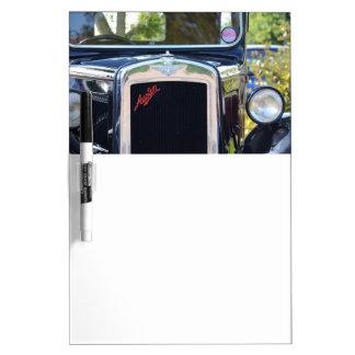 Austin A7 Radiator Grille Dry-Erase Whiteboard