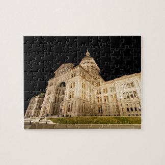 Austin Capital Building Puzzle