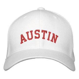 Austin Casquettes De Baseball Brodées