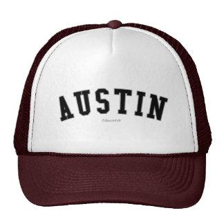 Austin Casquette
