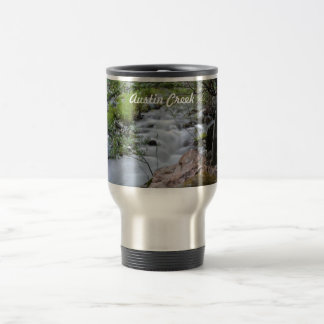 Austin Creek Traveler Mug