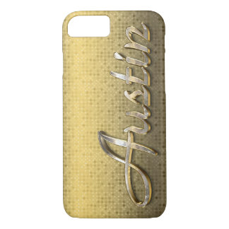 """Austin"" Custom Monogram iPhone 7 Case"