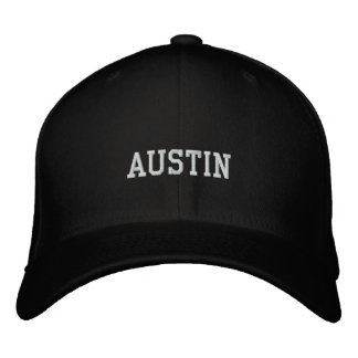 Austin Embroidered Hat