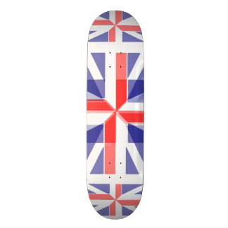 Austin England Retro Custom Slider Pro Board Skateboard Deck