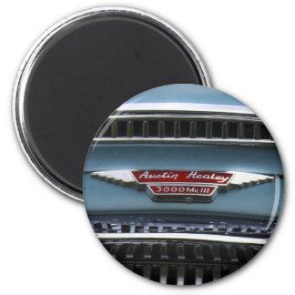 Austin-Healey 2 Inch Round Magnet