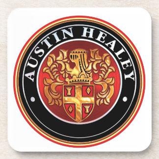 austin Healey Badge Coaster