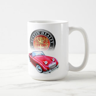 Austin Healey Bugeye sprite Coffee Mug