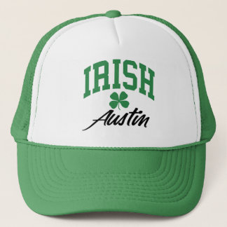 Austin Irish Trucker Hat