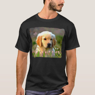 Austin le Labrador d'or T-shirt