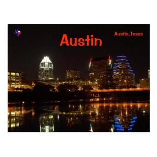 Austin, le Texas Carte Postale