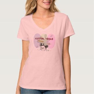 Austin le Texas - T-shirt