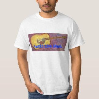 Austin Live Music T-Shirt