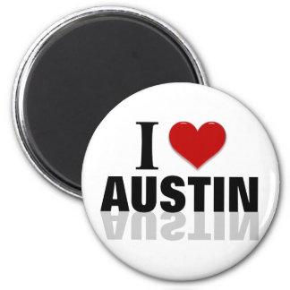 Austin Refrigerator Magnets