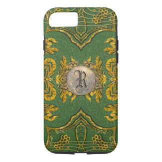 Austin Romantic Evergreen Monogram iPhone 8/7 Case