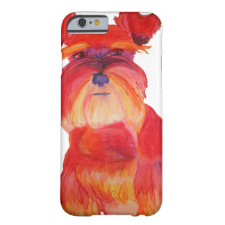 Austin rouge coque iPhone 6 barely there