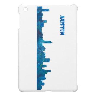 Austin Skyline Silhouette iPad Mini Cover