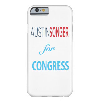 Austin Songer For Congress - iPhone6/6s Case