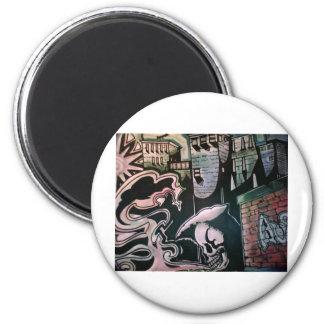 Austin Stilphens Sick-Art Series 2 Inch Round Magnet