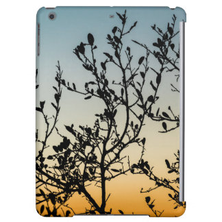 Austin Sunset in Winter iPad Air Covers