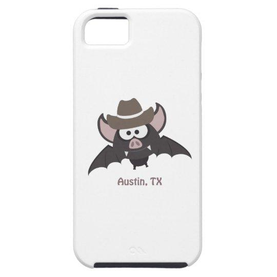 Austin Texas Cowboy Bat iPhone 5 Covers