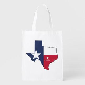 Austin, Texas Grocery Bags