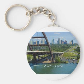 Austin, Texas Keychain