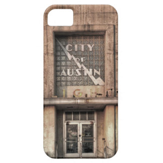 Austin Texas Lightning Bolt iPhone 5 Cover