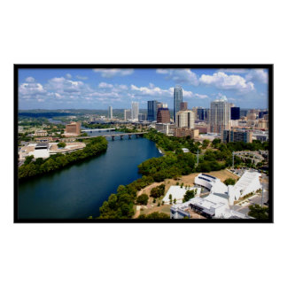 Austin, Texas Poster