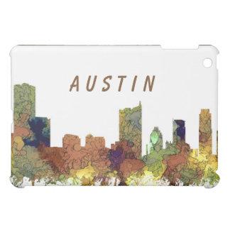Austin Texas Skyline SG-Safari Buff Case For The iPad Mini