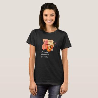Austin Texas -- T-shirt