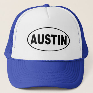 Austin Texas Trucker Hat