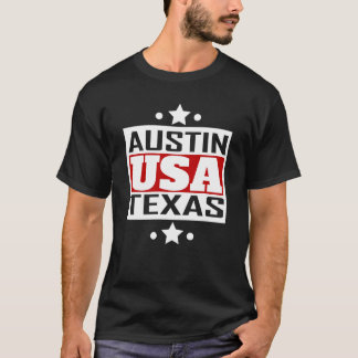 Austin Texas USA T-Shirt