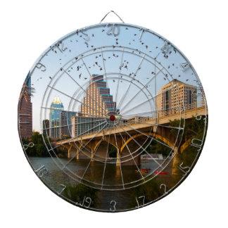 Austin, Texas with Bats Dart Boards