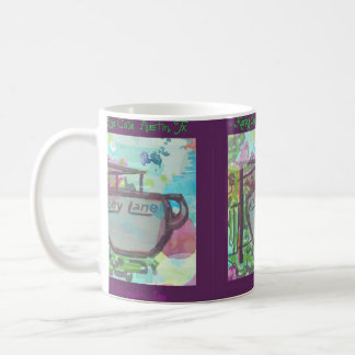 Austin throw back Kerby Lane Mug