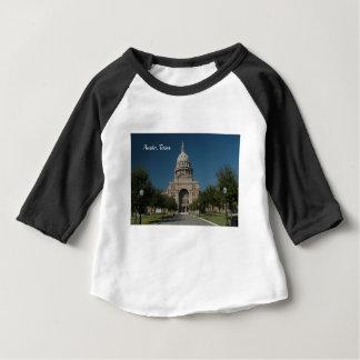 Austin, TX Capitol Building Baby T-Shirt