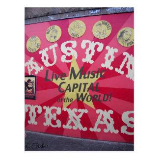 Austin, TX Postcard