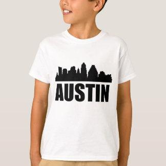 Austin TX Skyline T-Shirt