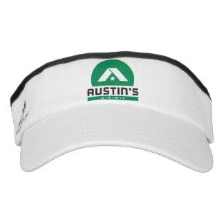 Austin's Army Headsweats Sport Visor