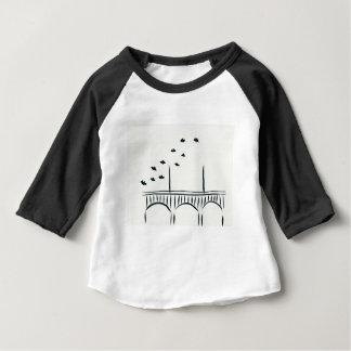 Austin's Congress Bridge Baby T-Shirt