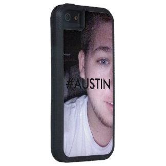 Austins font face au cas étuis iPhone 5