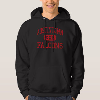 Austintown - Falcons - Middle - Austintown Ohio Hoodie
